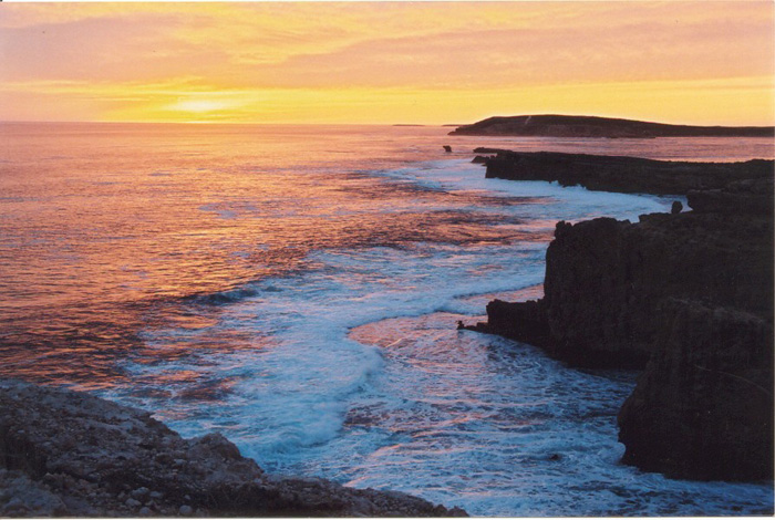 Elliston Sunset