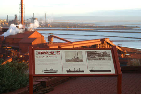 Whyalla - Hummock Hill Museum